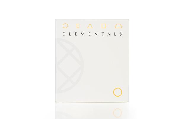 Elementals Water Packaging