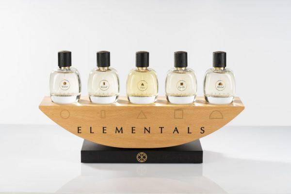 Elemental Fragrances Zero Waste Vegan perfume Feng Shui 01